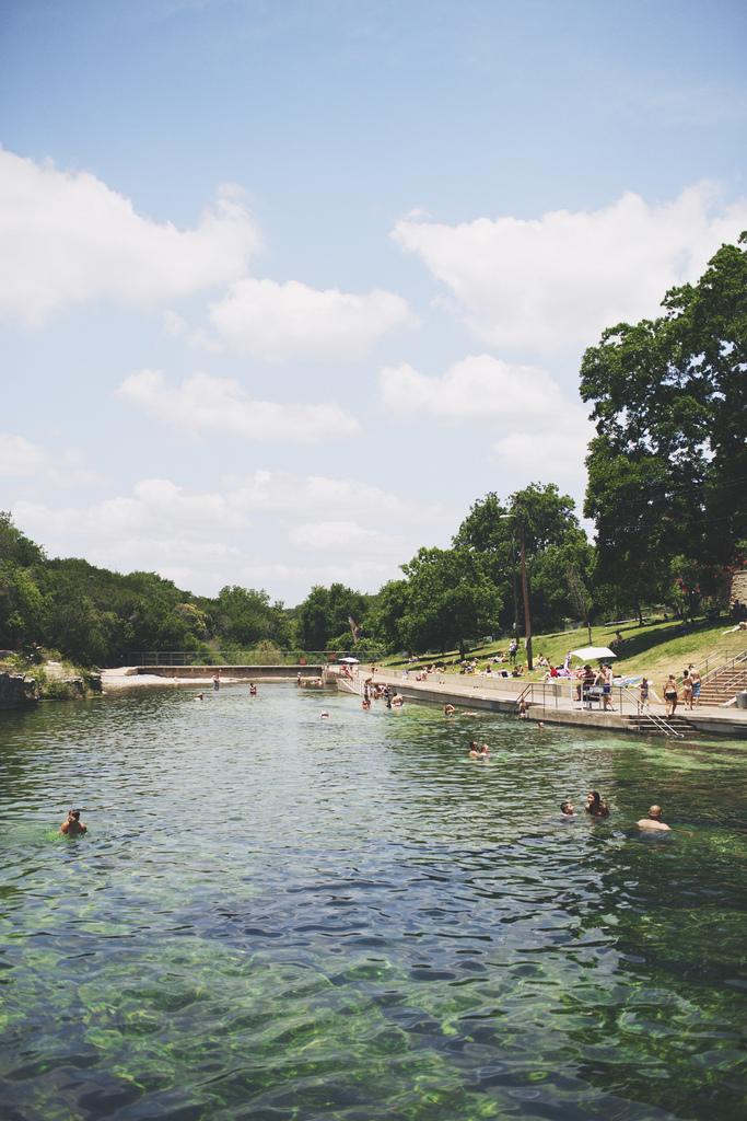 Top Five US Spring Travel Destinations - Austin | Olivia Rae James