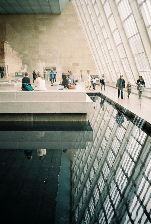 Top Five US Spring Travel Destinations - Temple of Dendur - Metropolitan Museum of Art, New York City | That Kind of Woman