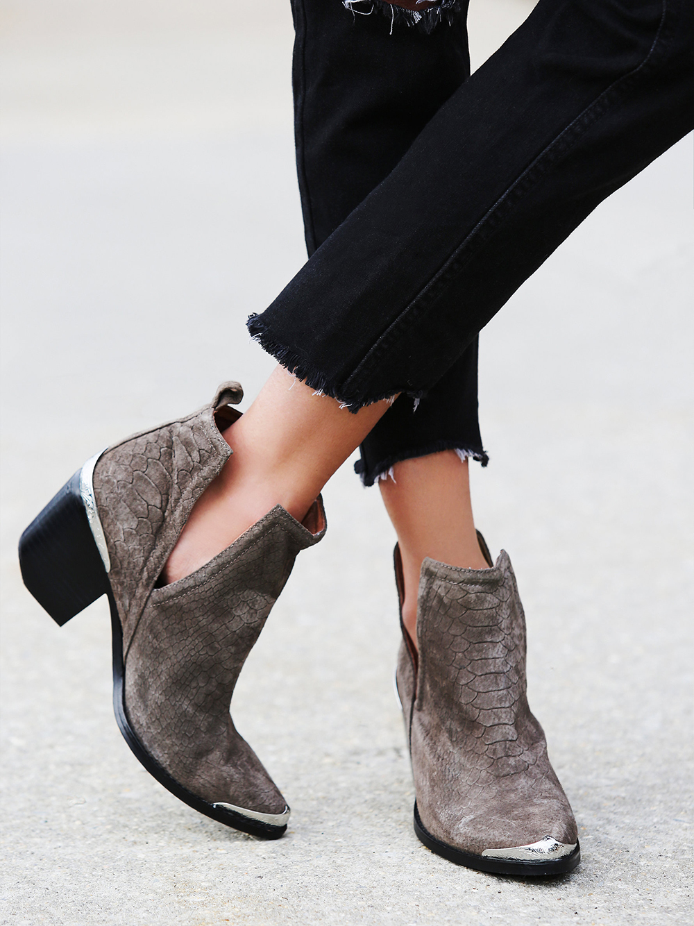 Western Inspired Boots Are Riding Into Town Style And Cheek