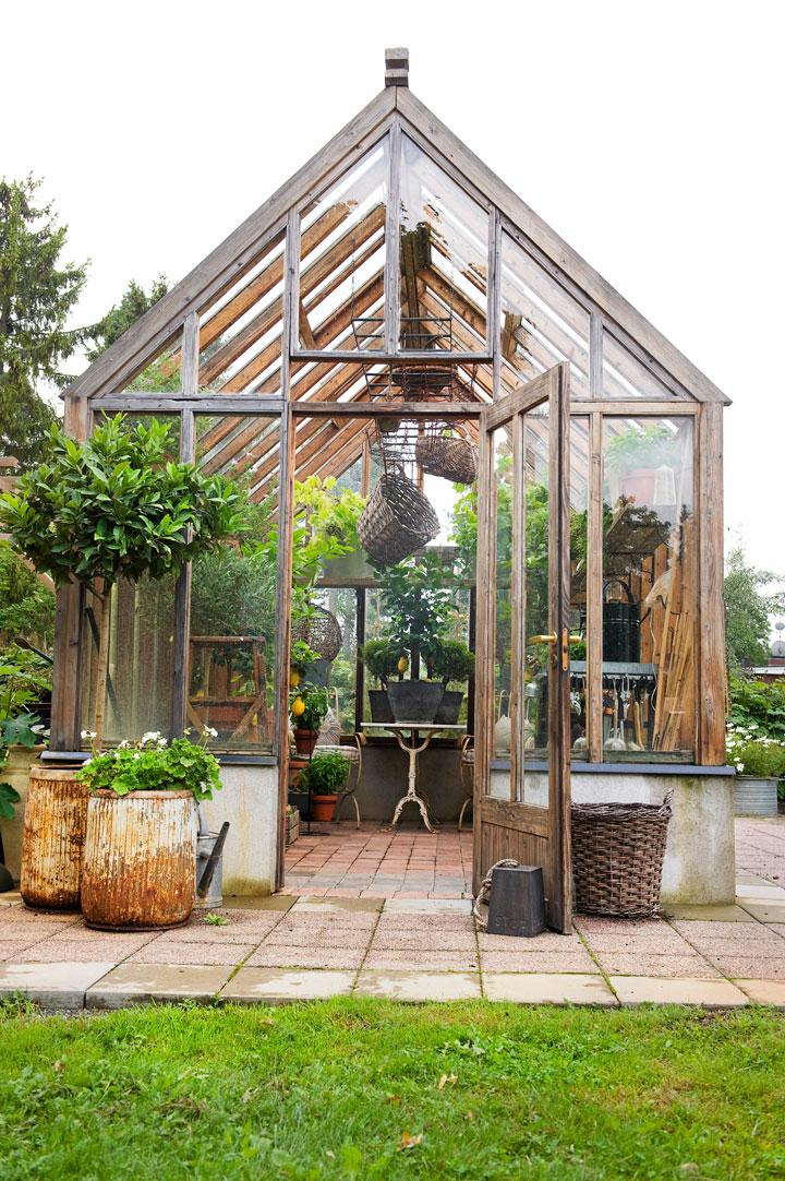 Greenhouse Inspiration - Greenhouses with a Scent of Mediterranean | Hus & Hem