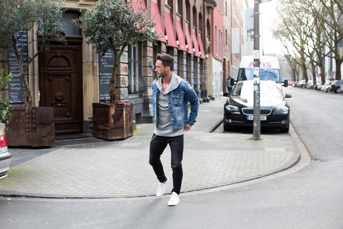 Spring Menswear Style Inspiration - Streetstyle x Aboutyou.de | The Modern Man
