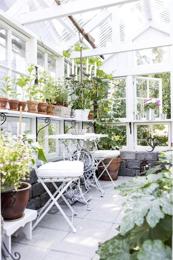 Greenhouse Inspiration - Greenhouse | meillä kotona puutarha