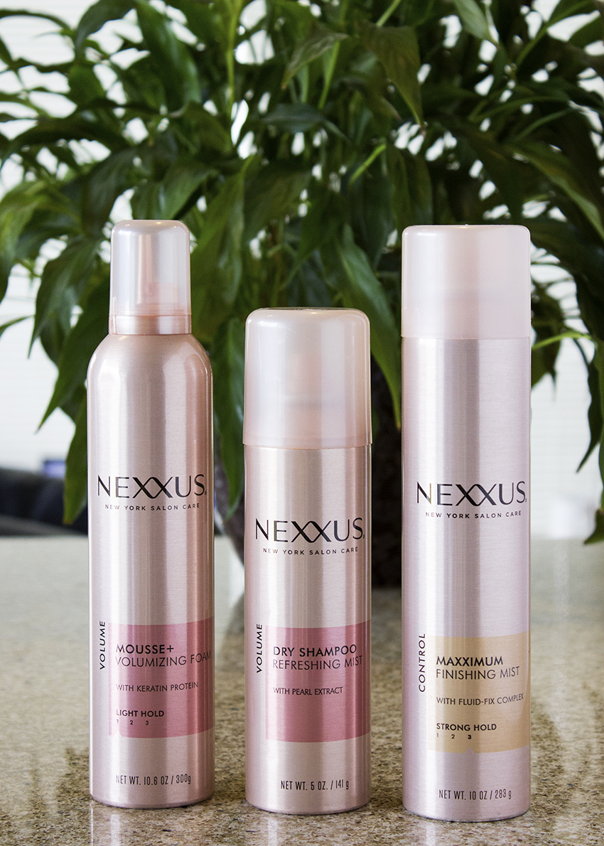 Nexxus New York Salon Care Styling Products - Nexxus New York Salon Care Review