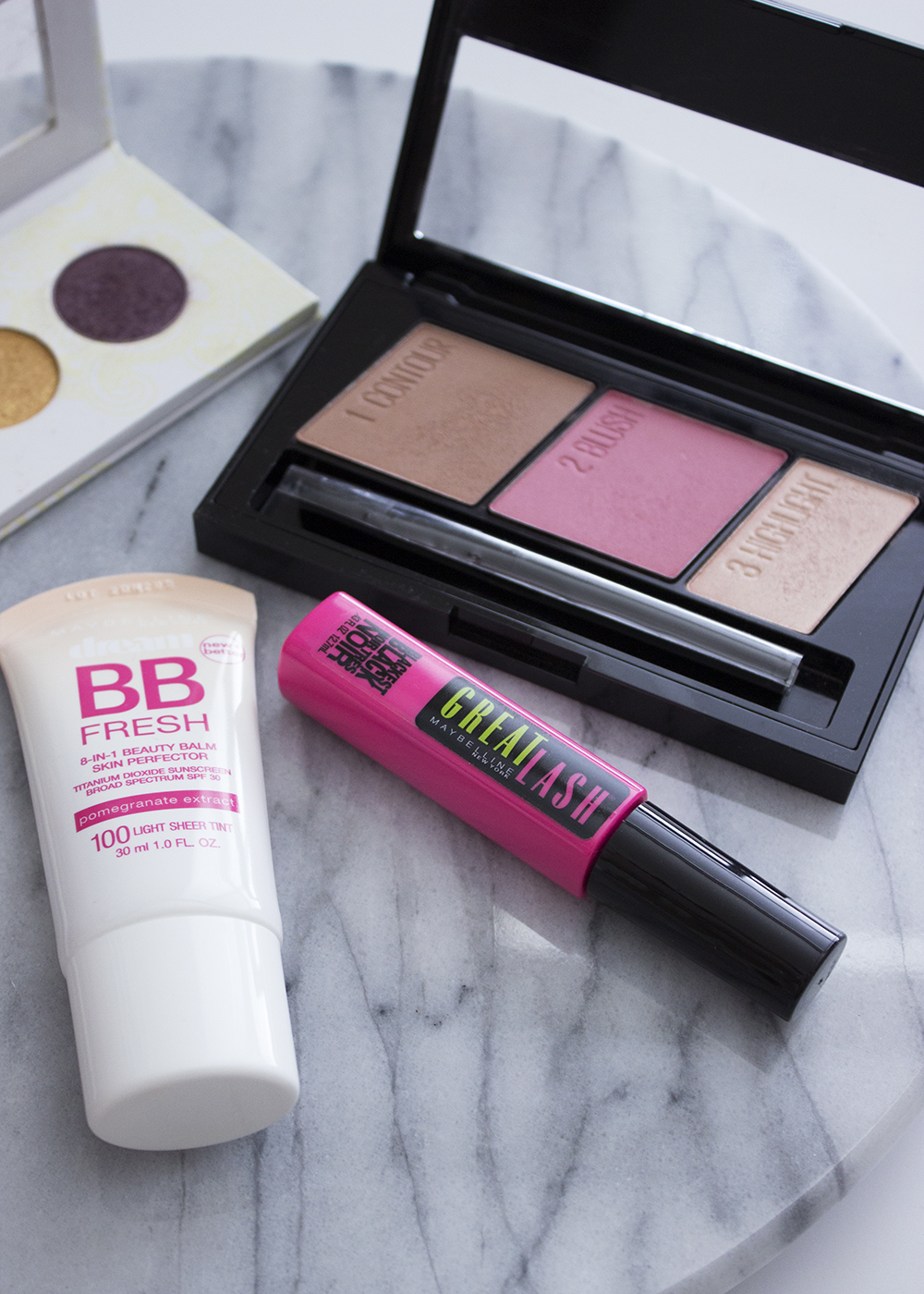 Sultry Summer Makeup Look with Bartell Drugs Products