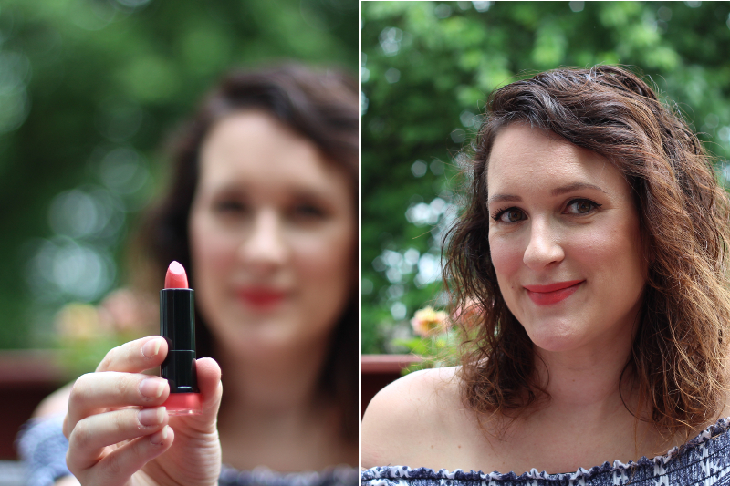 Summer Lip Colors: Covergirl Katy Kat Matte in Coral Cat | Beauty Basics