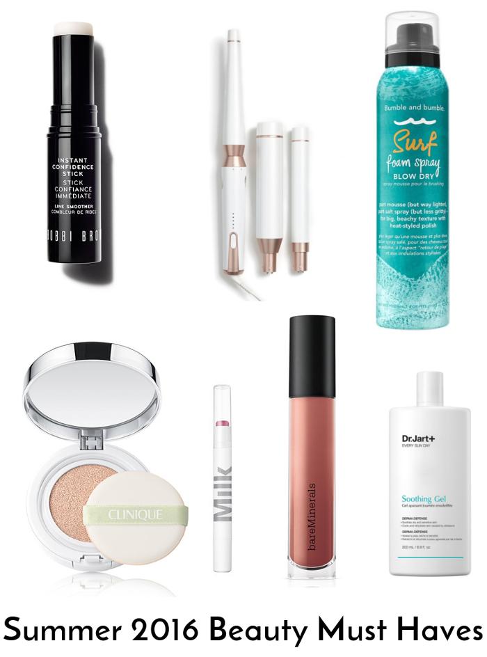 Summer 2016 Beauty Must Haves | Beauty Basics