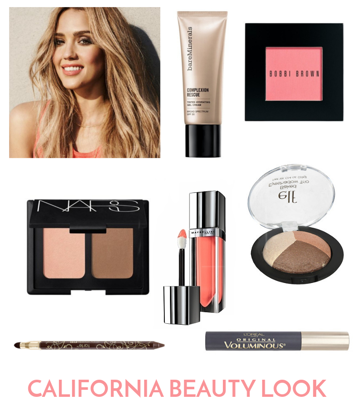Beauty Basics - Recreate the Look California Beauty Look | Style and Cheek's Favorite Blog Posts of 2016