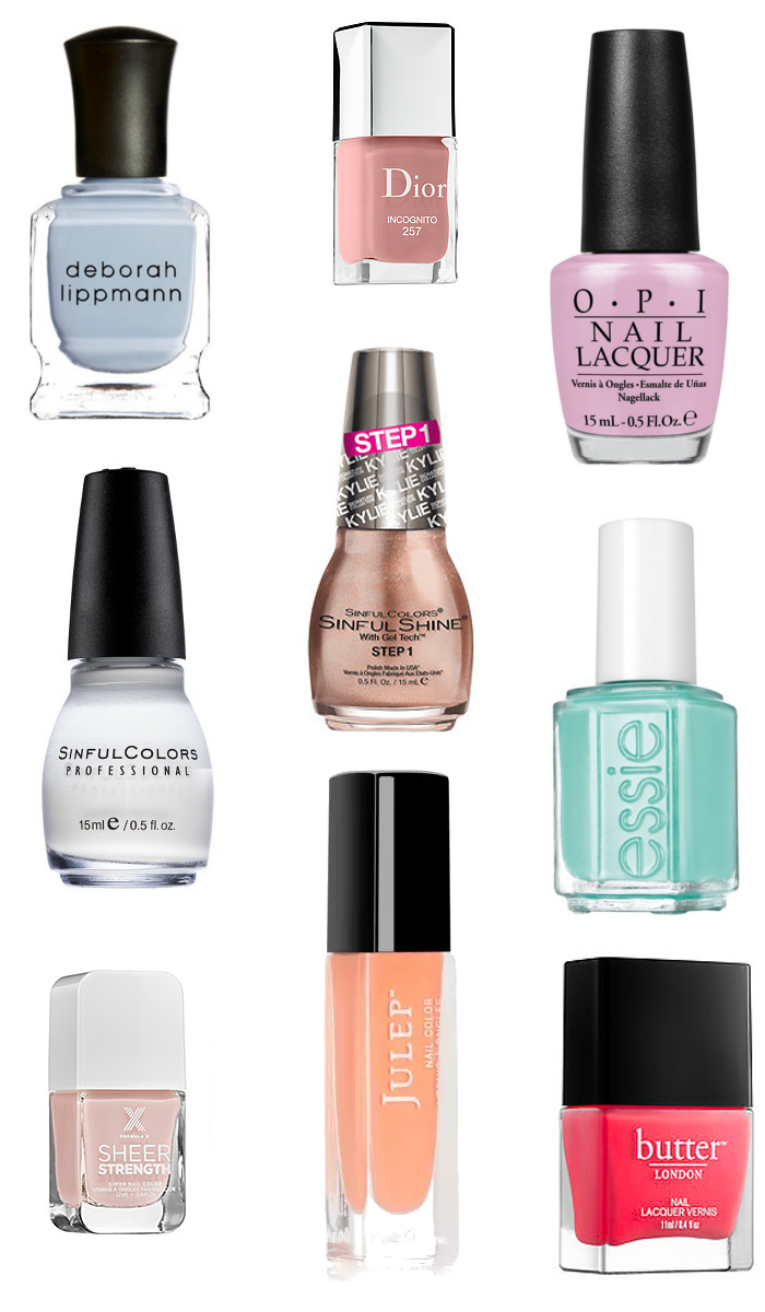 Summer Nail Colors | Beauty Basics