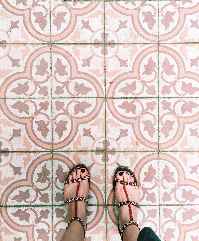 Hotel San Jose Review - Hotel San Jose pool tiles Austin, TX