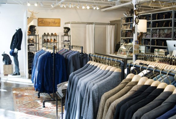 Service Menswear - Where to Shop on Austin's South Congress Avenue