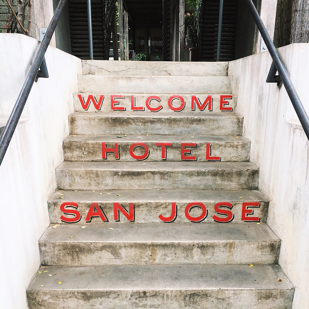 Welcome Hotel San Jose steps Austin, TX
