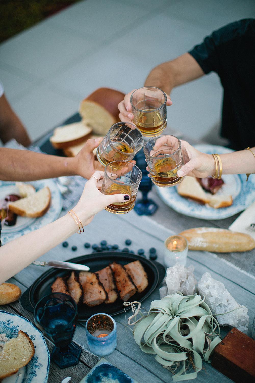Westland Whiskey and Brisket - Happy Thanksgiving