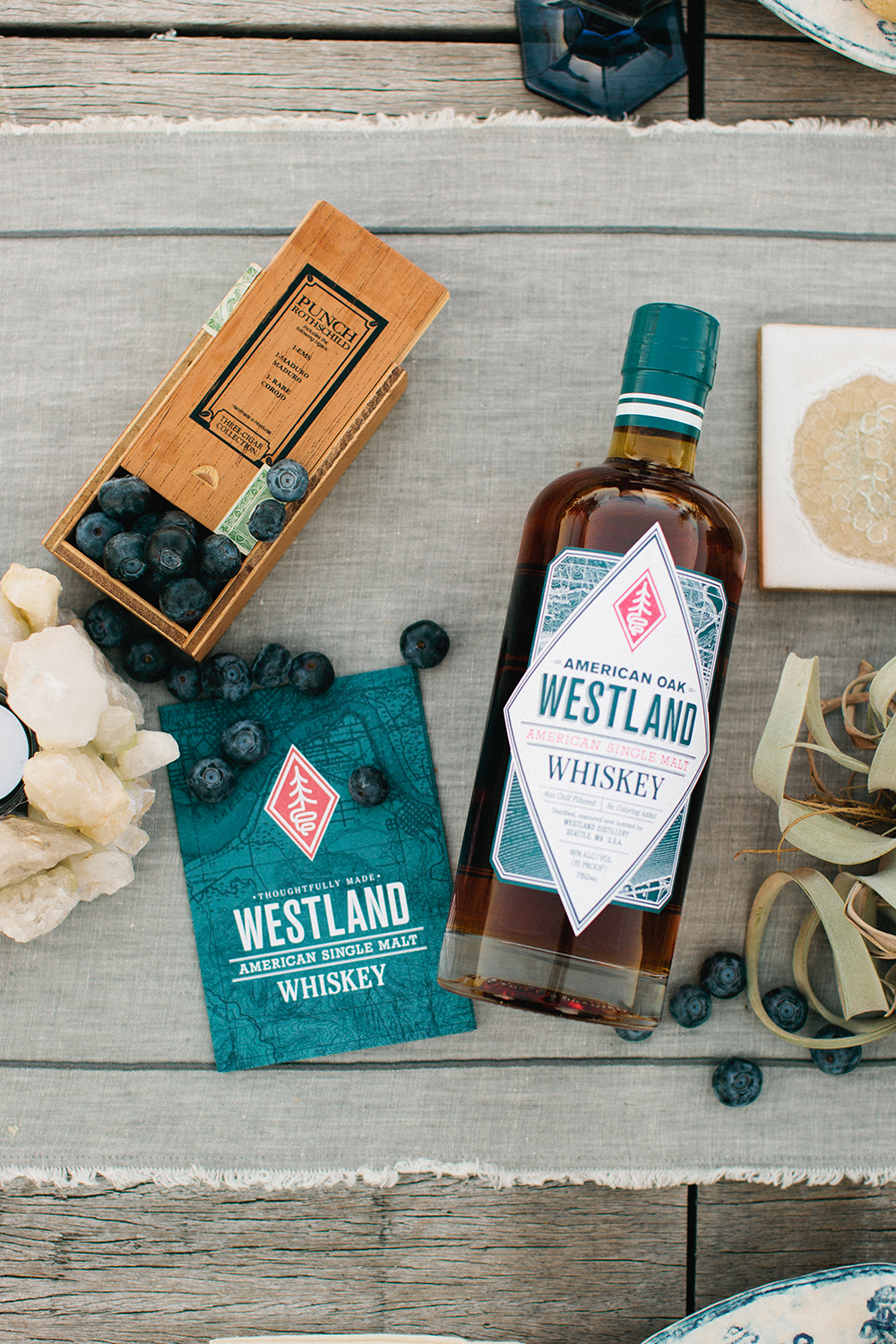 Westland Distillery and Rain Shadow Meats Whiskey and Brisket Collaboration - image credit: @josiahmichael