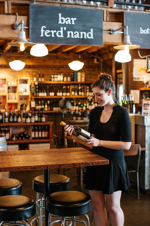 Exploring Capitol Hill's Melrose Market - Bar Ferd'nand - image credit: @josiahmichael