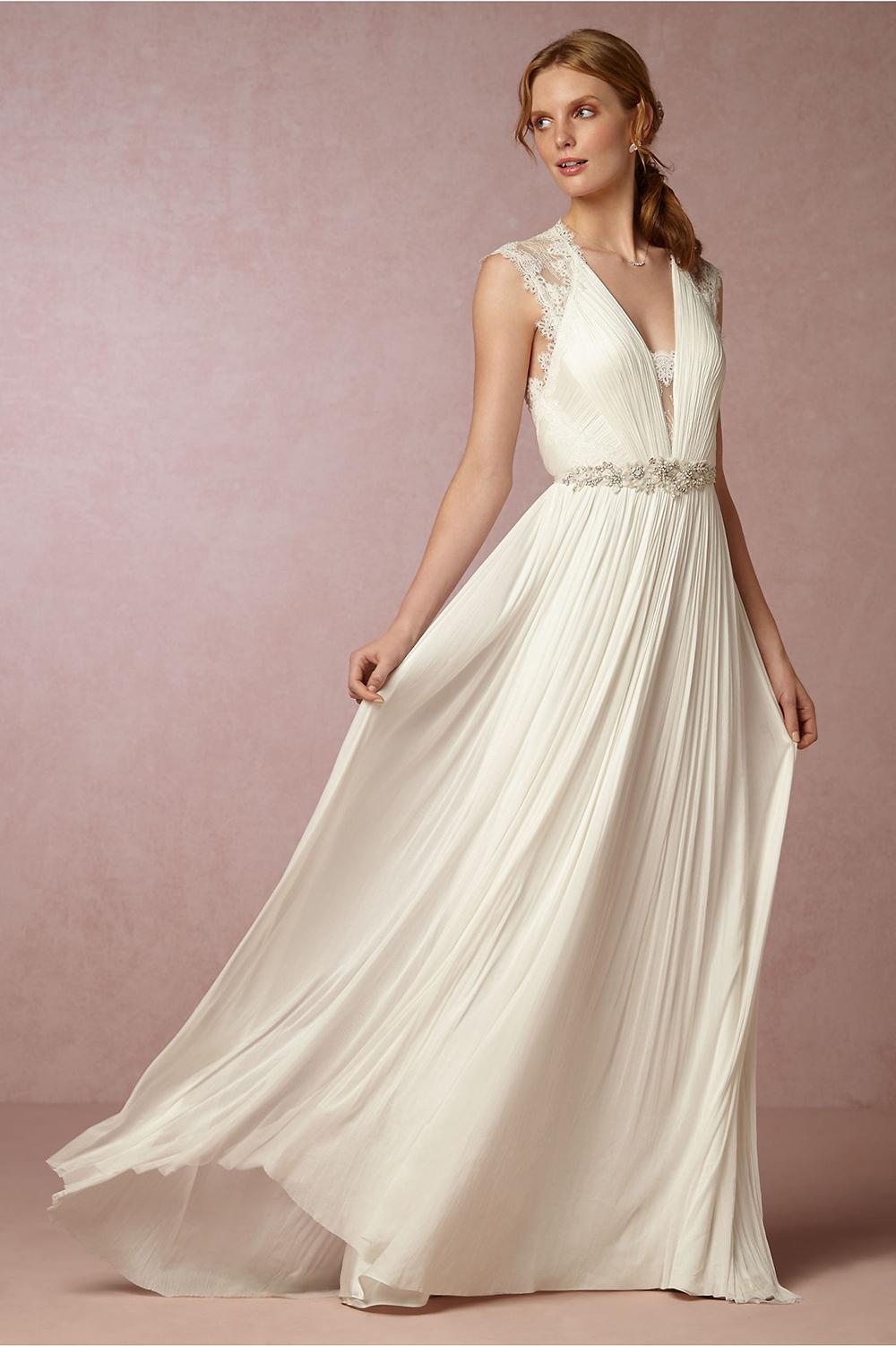 BHLDN Fantasia Gown - BHLDN Wedding Gowns