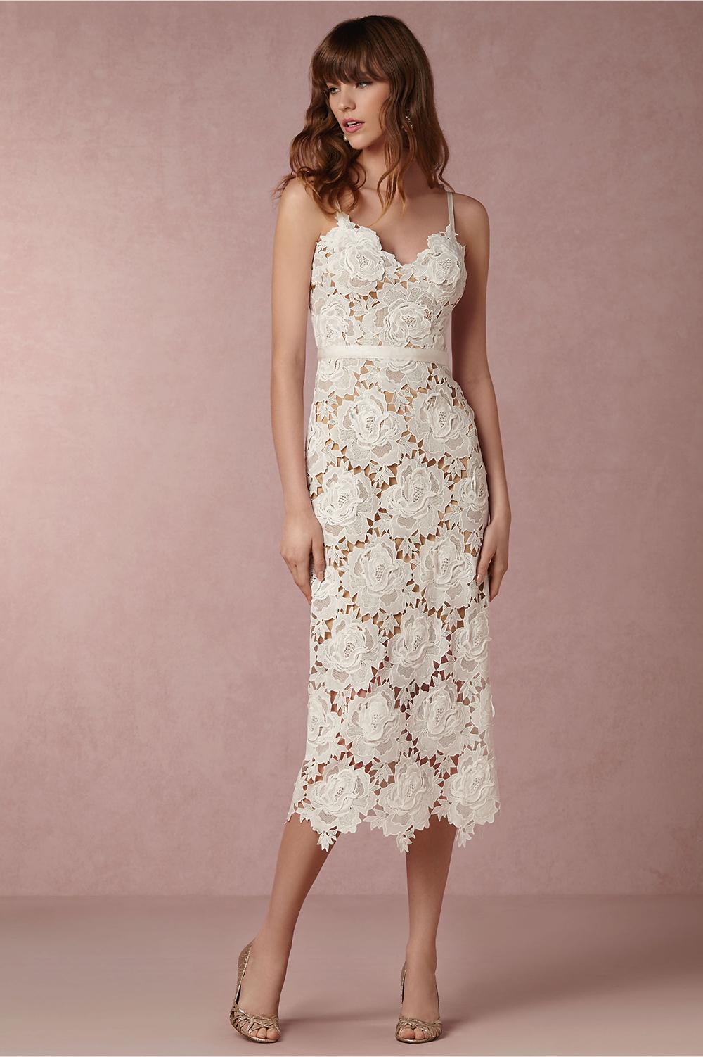 BHLDN Frida Dress - BHLDN Wedding Gowns