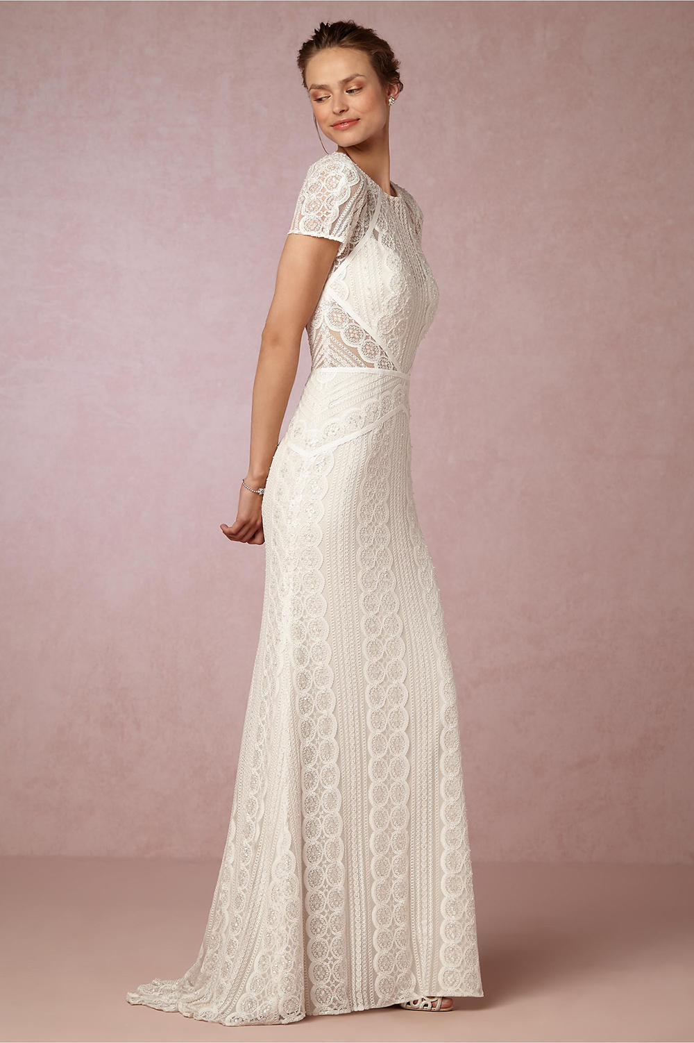 BHLDN Monica Gown - BHLDN Wedding Gowns