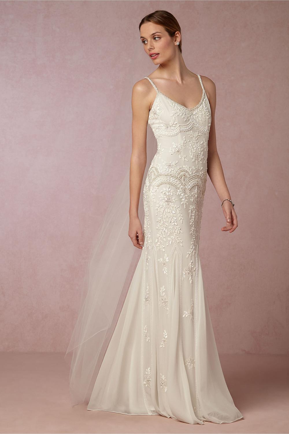 BHLDN Naomi Gown - BHLDN Wedding Gowns