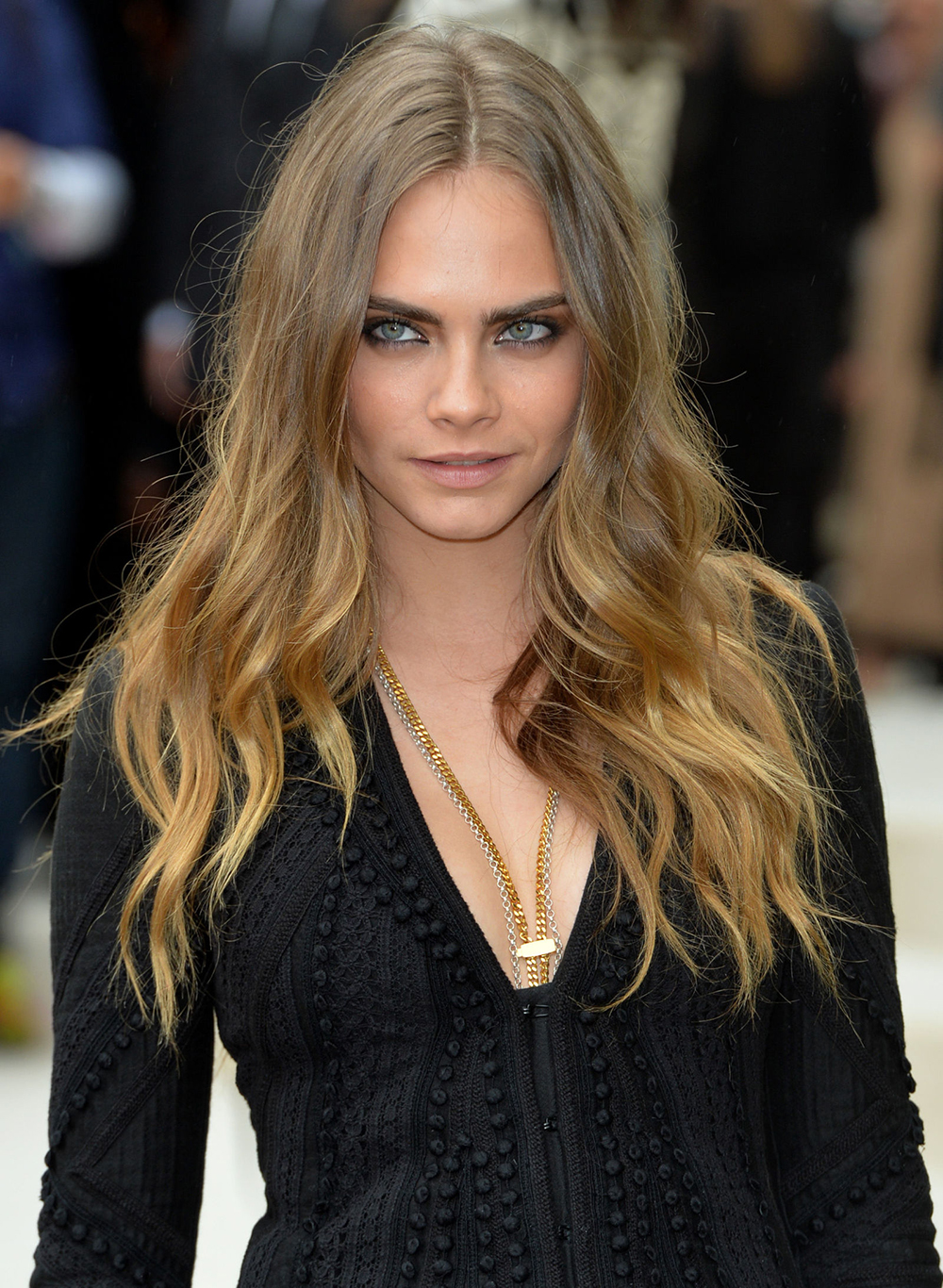 Cara Delevinge | Marie Claire - 8 Romantic Hairstyles for Fall