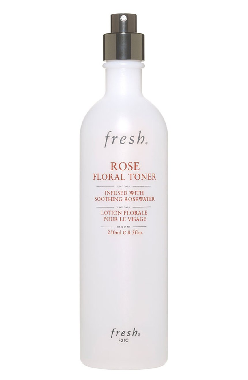 Fresh Rose Floral Toner - Fresh Skincare Favorites