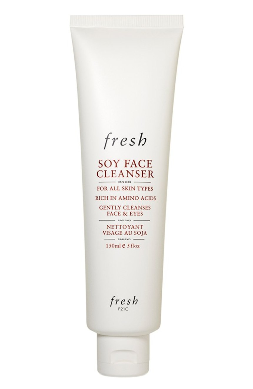 Fresh Soy Face Cleanser - Fresh Skincare Favorites