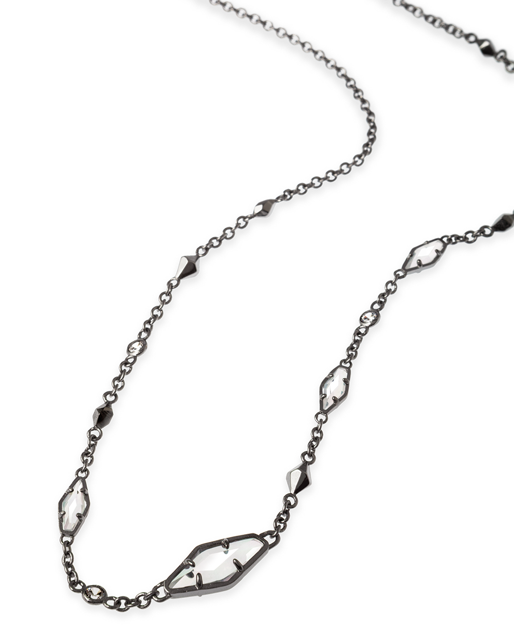 Kendra Scott Debra Choker Necklace In Hematite - Kendra Scott Jewelry Wishlist