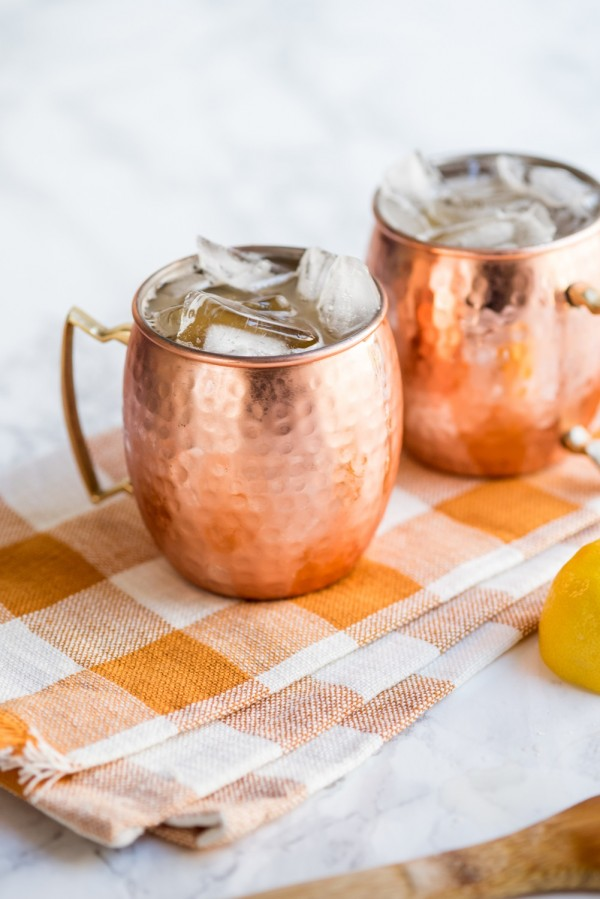 Pumpkin Ale Spiked Cider | The Sweetest Occasion - 8 Refreshing Fall Cocktails