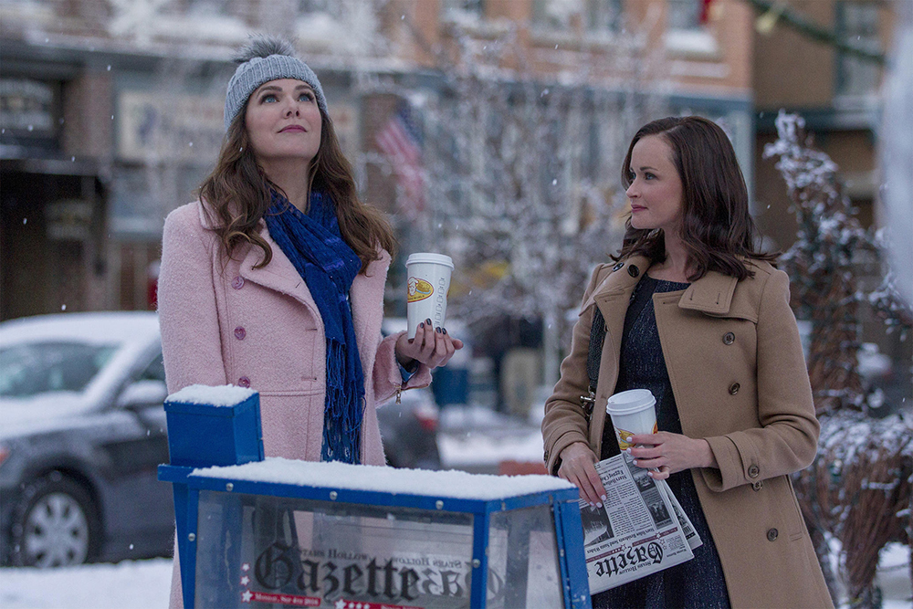 Gilmore Girls A Year In The Life - The 12 Best of 2016