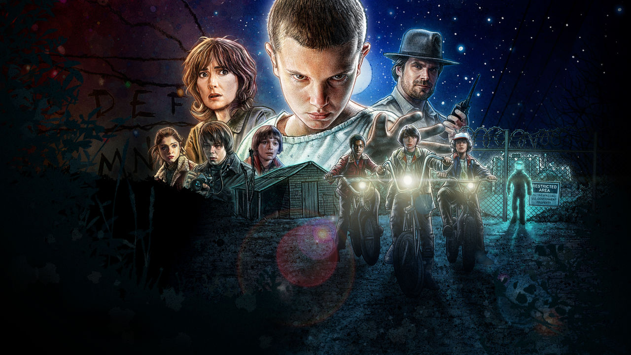 Stranger Things - The 12 Best of 2016