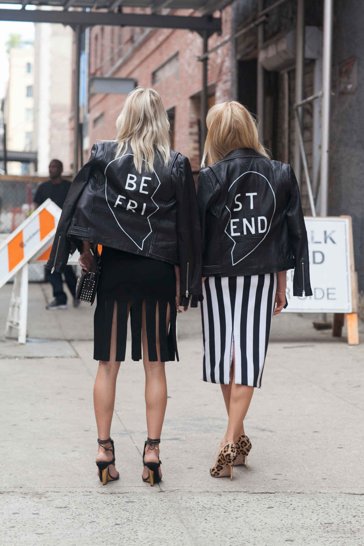 This Is Veda Best Friend Jacket - 2016 A Visual Survey with Style and Cheek