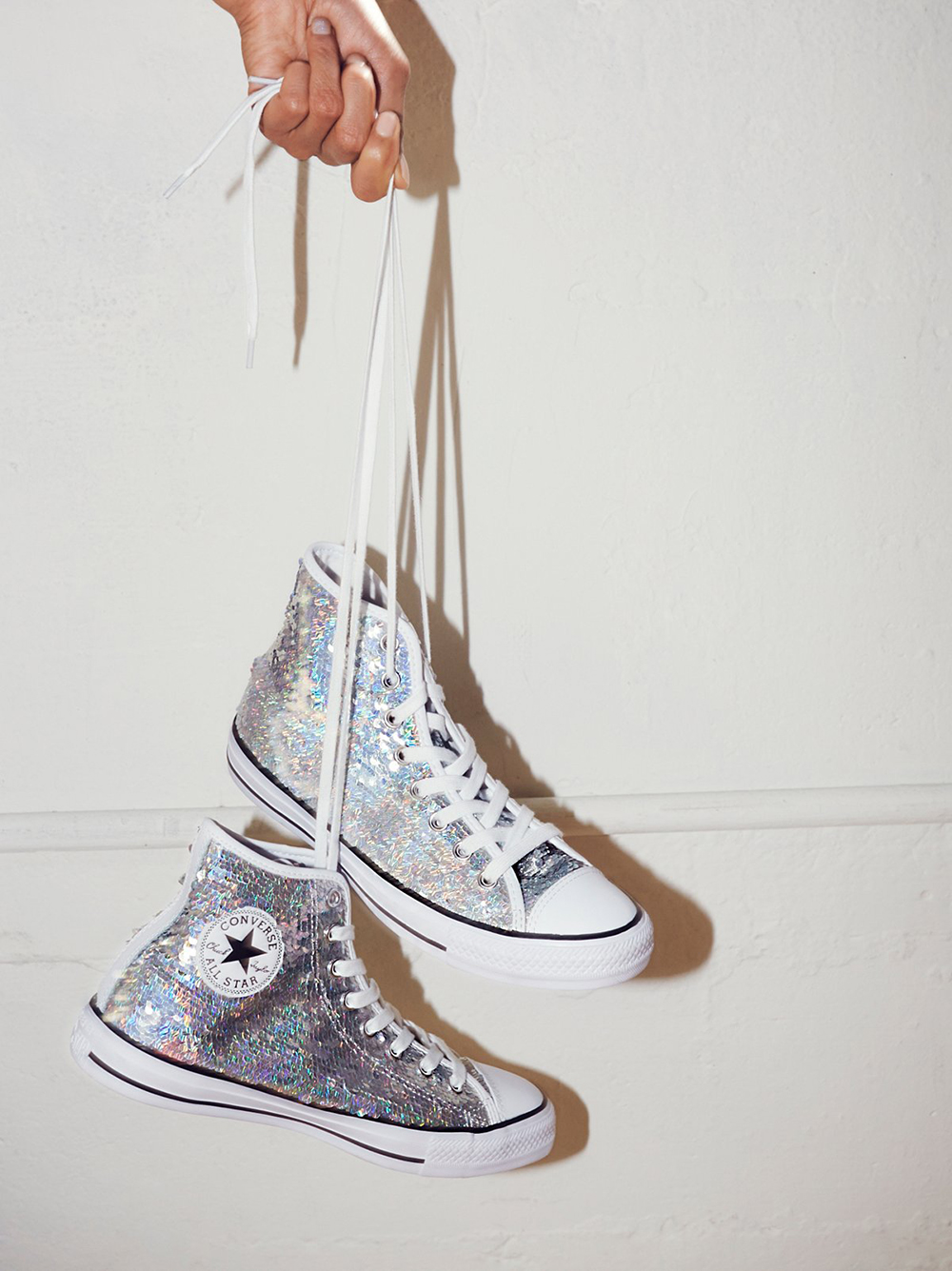 Converse Paradise Party Hi Top Chucks | Valentine's Day Gift Guide