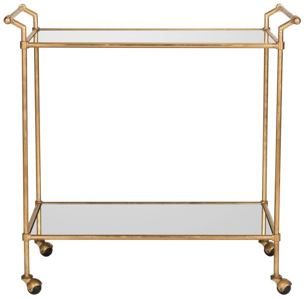 Domino Felicity Bar Cart - 10 Perfect Bar Carts for Entertaining