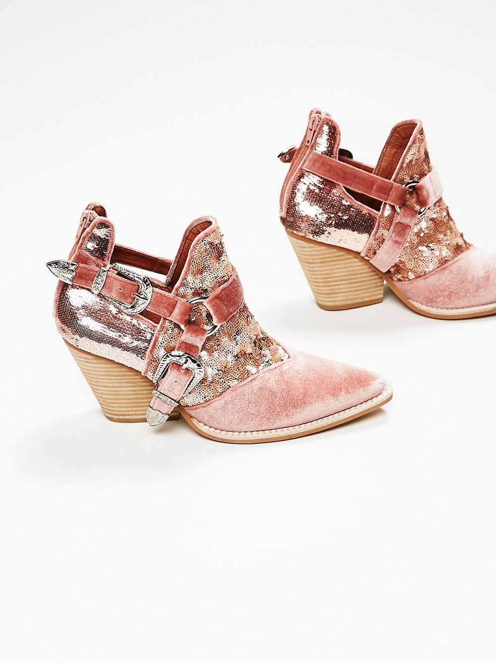 Jeffrey Campbell x Free People Icon Western Boot | Valentine's Day Gift Guide