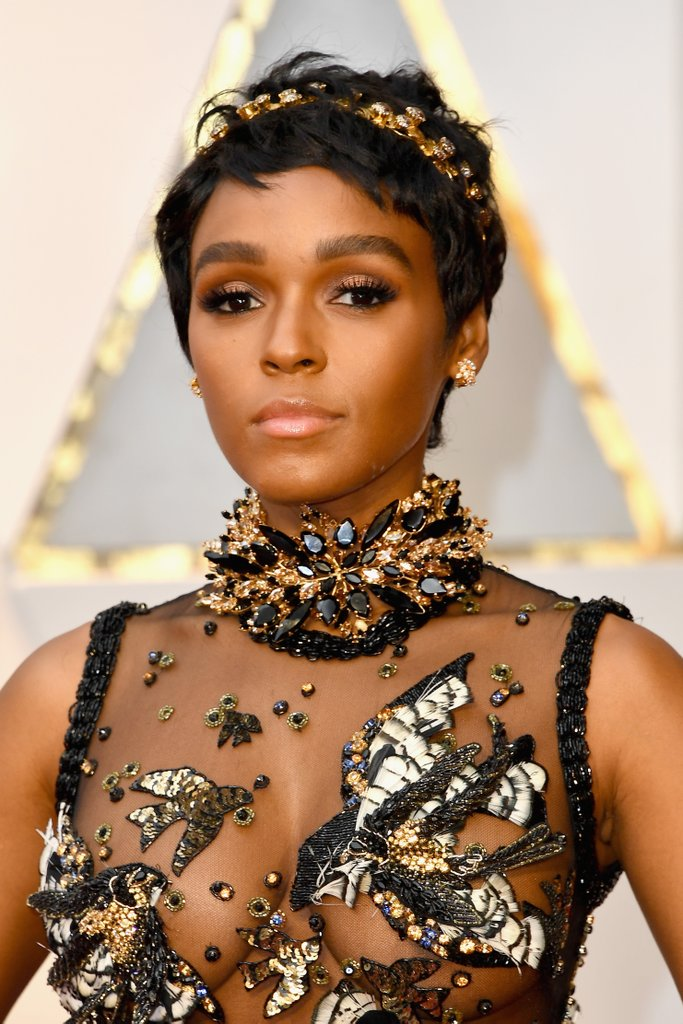 Janelle Monáe Oscars 2017 Getty Images - Best of The Oscars 2017