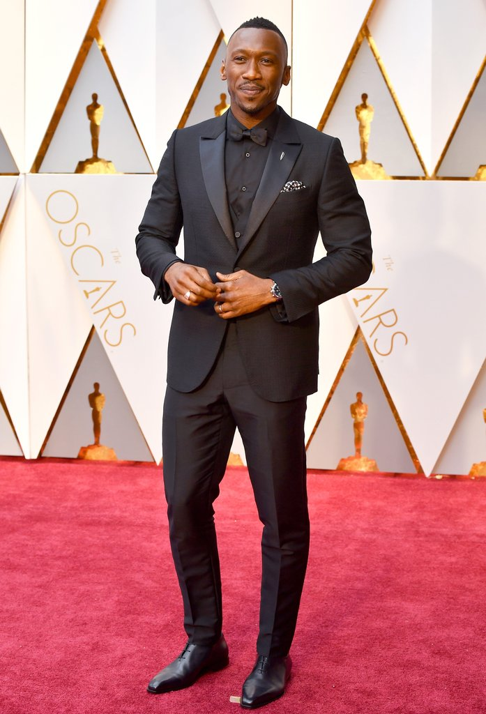 Mahershala Ali Oscar 2017 Red Carpet FilmMagic - Best of The Oscars 2017