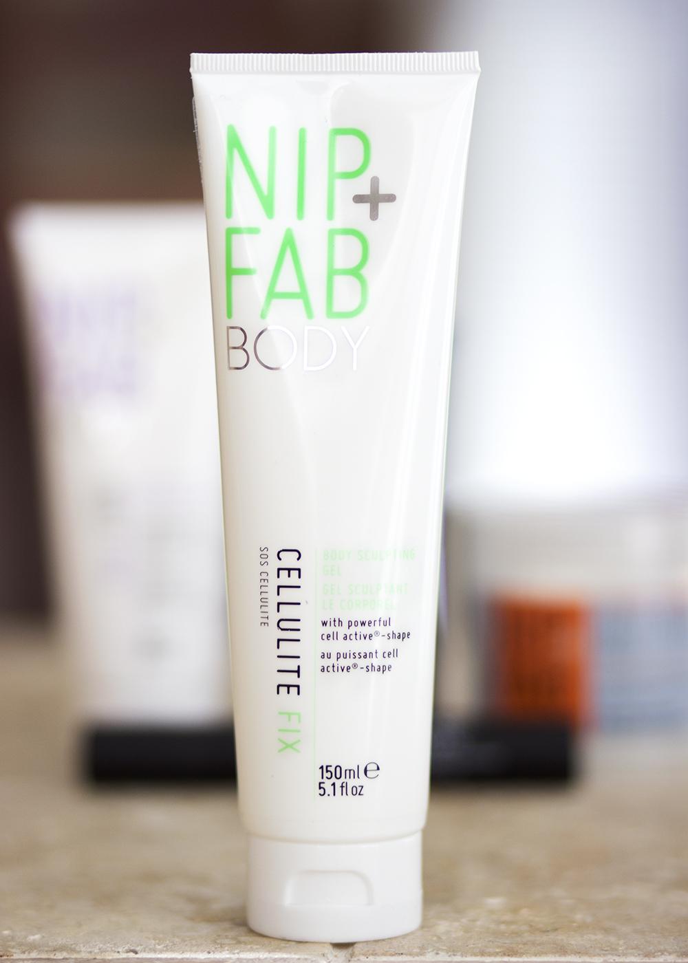 Rodial and Nip + Fab Beauty - Nip + Fab Body Cellulite Fix Body Sculpting Gel - Rodial Nip Fab Beauty Review