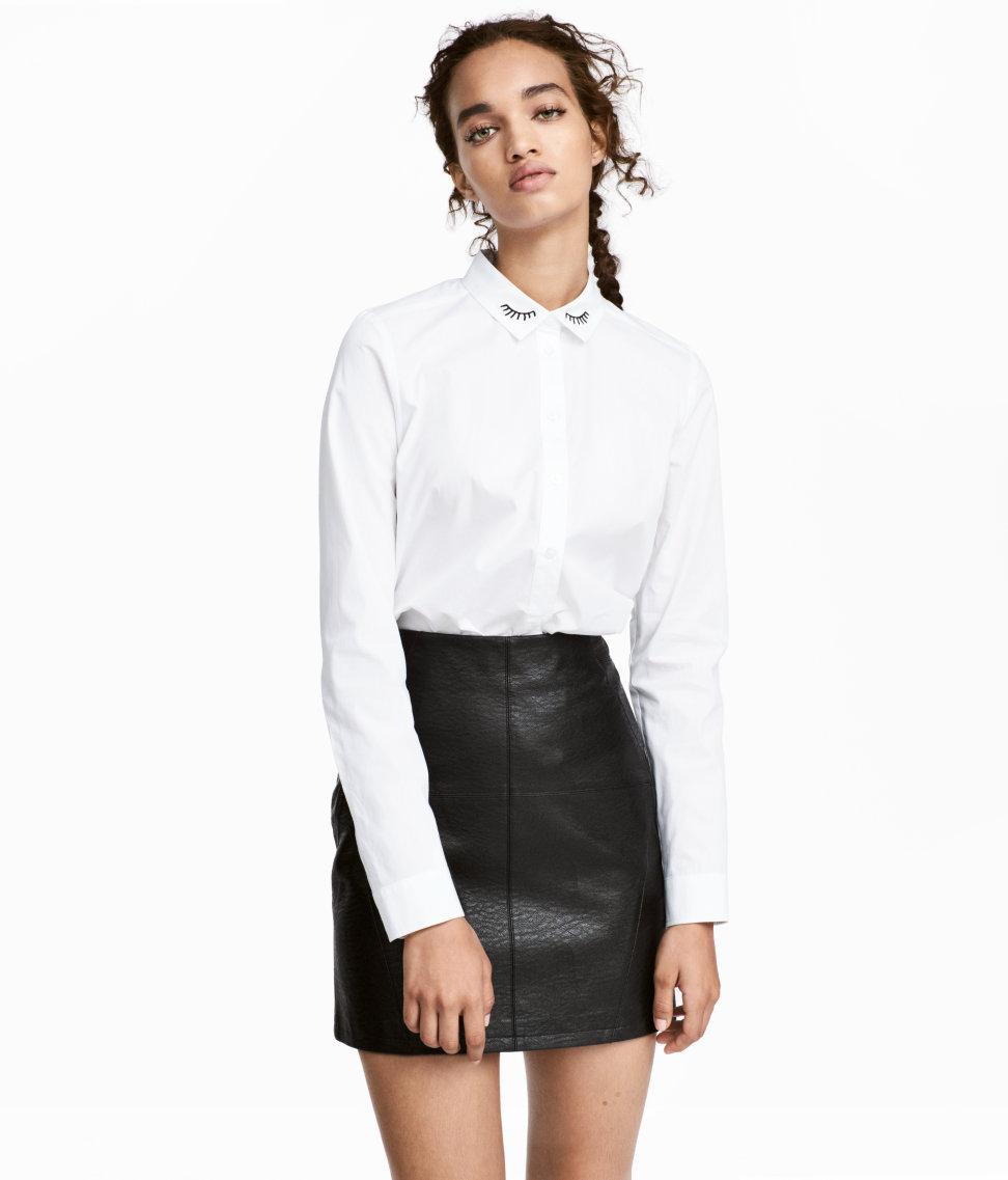H&M Short Skirt - The Perfect A-line Mini Skirt