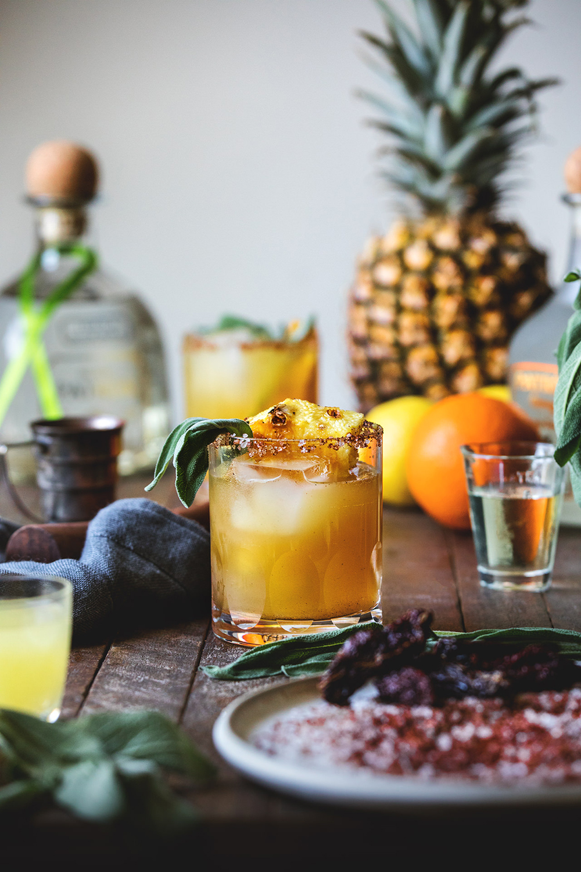 High Plains Margarita | Honestly Yum - Pinterest Picks - Cinco de Mayo Ready Margarita Recipes