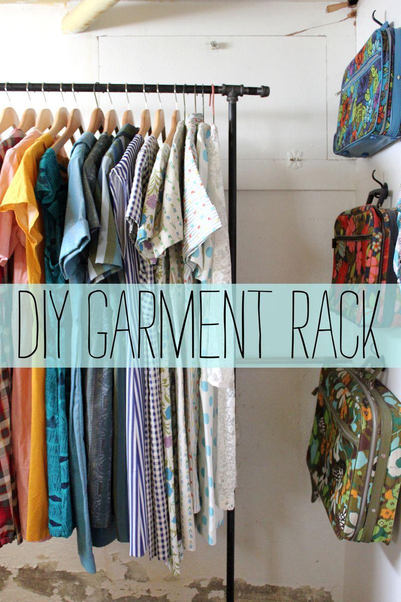 pinterest picks clothing racks. Black Bedroom Furniture Sets. Home Design Ideas