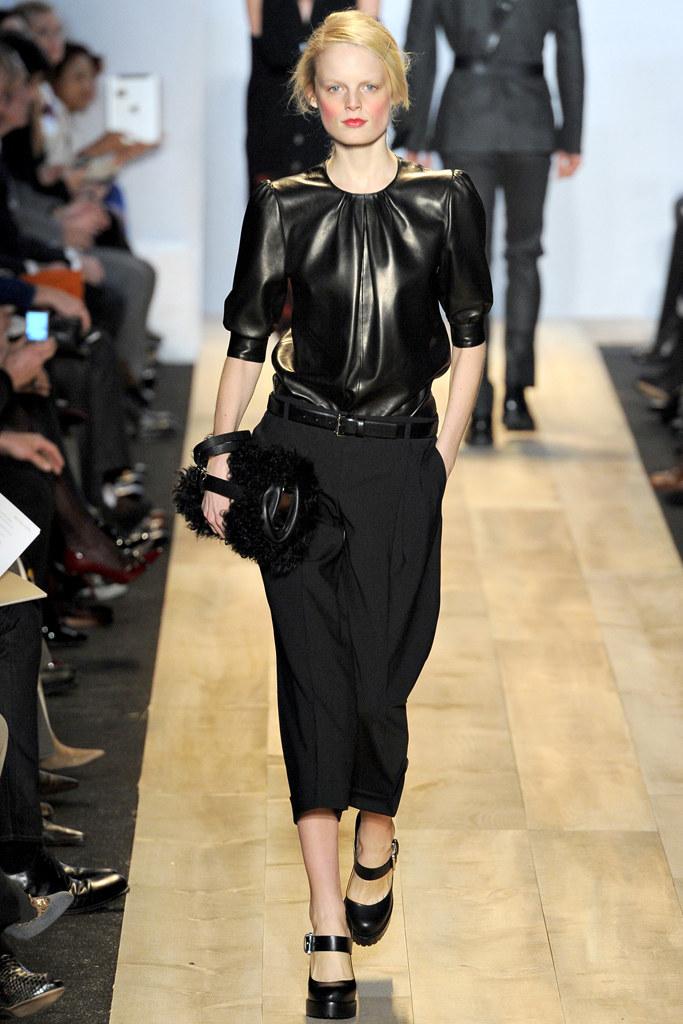 Michael Kors Fall 2012 Ready-to-Wear Look 39 | Fall Trends 2012