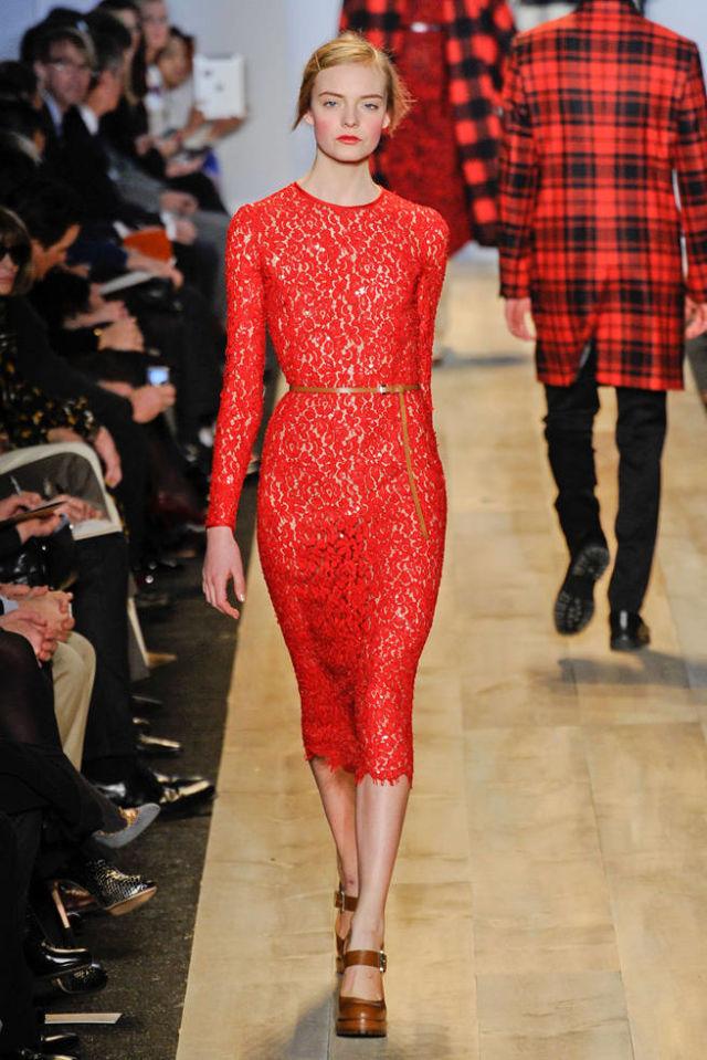 Michael Kors Fall 2012 Ready-to-Wear | Fall Trends 2012