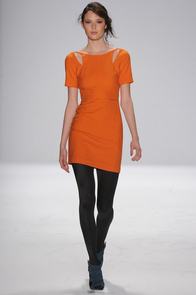 Rebecca Minkoff Fall 2012 Ready-to-Wear Look 9 | Fall Trends 2012
