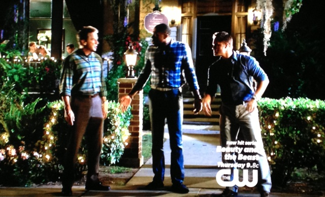 Lavon trying to break up Brick and George | Hart of Dixie If It Makes You Happy