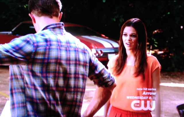 Zoe and Wade | Hart of Dixie Sparks Fly