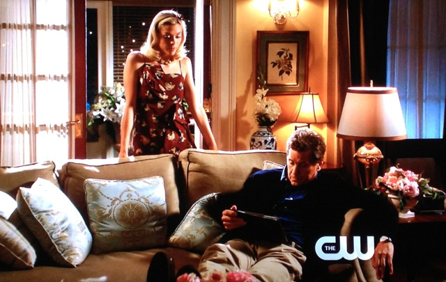 Lemon's not a fan of her Dad being a couch potato | Hart of Dixie Sparks Fly