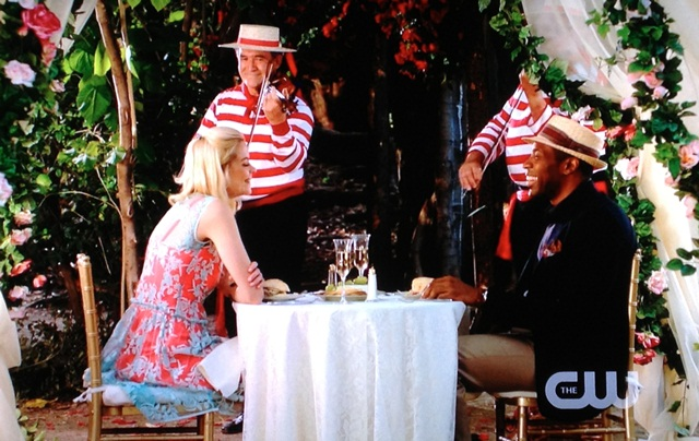 Lemon and Lavon's awkward but not so awkward date | Hart of Dixie Sparks Fly