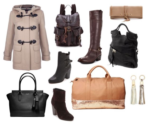 Boots, Bags, and Burberry on Style and Cheek