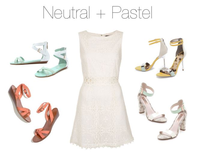 How to Wear Pastels - Neutral + Pastel   How She'd Wear It with Style and Cheek
