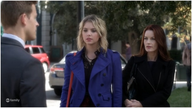 Pretty Little Liars Will the Circle be Unbroken
