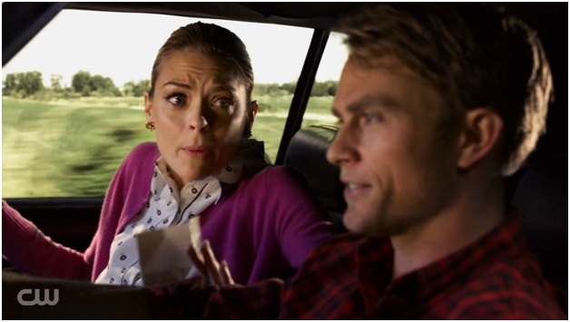 Hart of Dixie On The Road Again